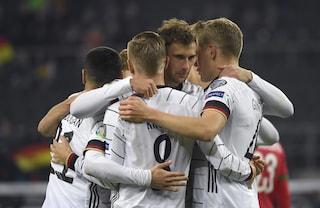 Germania, Olanda, Austria e Croazia si qualificano a Euro 2020