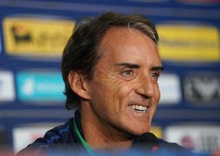 """Mancini: """"Abbiamo riavvicinato i tifosi alla Nazionale, ma dobbiamo migliorare"""""""