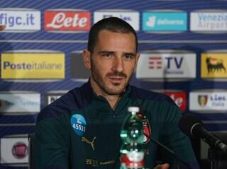 """Bonucci: """"L'Italia tornerà tra le big d'Europa. L'infortunio di Chiellini ha acceso qualcosa"""""""