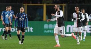 Atalanta-Juventus, le pagelle sul risultato di 1-3