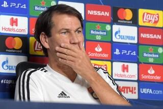 Rudi Garcia è il peggior allenatore della Champions League