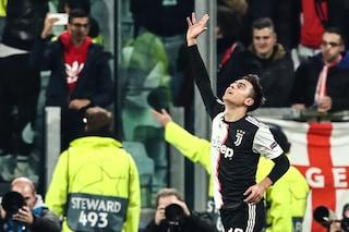 La Juve vince, ma il sarrismo non si vede: 550 passaggi e 3 occasioni, Dybala oscura CR7