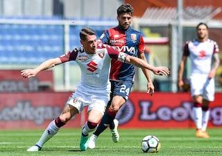 Dove vedere oggi la partita Genoa-Torino in tv e streaming, ultimissime sulle formazioni