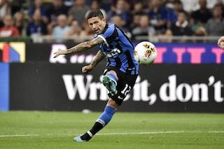 Bologna-Inter, Sensi torna tra i convocati. Out Asamoah
