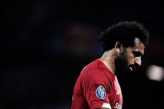 Salah, problemi alla caviglia: l'attaccante del Liverpool salta le due gare con l'Egitto
