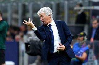 """Atalanta, Gasperini: """"Contro la Dinamo gara da dentro o fuori. Zapata non ci sarà"""""""