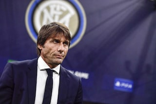 """Inter, Conte: """"Il Var? Non sempre viene utilizzato e non capisco il metro di giudizio"""""""