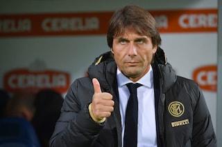 """Inter, Conte: """"Questa vittoria è un segnale importante. Scudetto? Amo le sfide difficili"""""""
