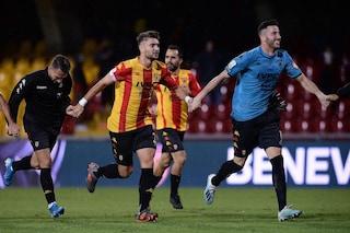 Serie B, Benevento-Empoli 2-0: Inzaghi sempre più primo