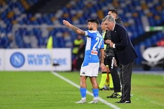 Insigne posi la fascia di capitano, Ancelotti si dimetta: entrambi hanno tradito Napoli