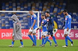 Champions, vigilia di tensione per il Napoli: sono arrivate le multe di De Laurentiis