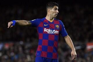 Calciomercato Barcellona, le ultime notizie sul futuro di Luis Suarez