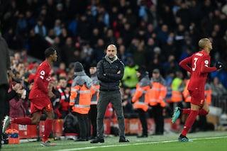 Premier, il Liverpool asfalta il City. Guardiola furibondo attacca arbitro e Var