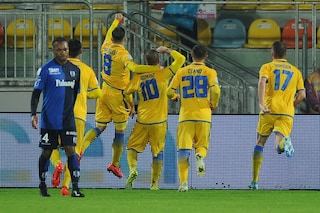 Serie B, Frosinone batte Chievo: Nesta vede i playoff
