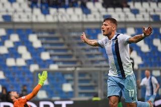 Lazio, un attacco da record: nelle ultime otto gare ha sempre segnato almeno 2 gol