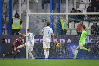 Un pareggio che serve a poco per Spal e Genoa: Sturaro risponde aPetagna, finisce 1-1