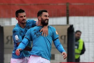 Serie B, i risultati della 14a giornata: il Benevento espugna Venezia e allunga in vetta