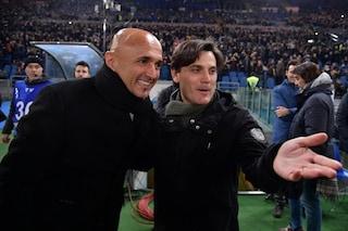 Fiorentina, Spalletti possibile erede di Montella: le ultime notizie