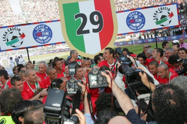 Calciopoli, respinto un altro ricorso della Juventus sullo scudetto Inter 2006