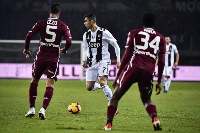 Moviola Torino-Juventus: mano De Ligt, Doveri non dà rigore