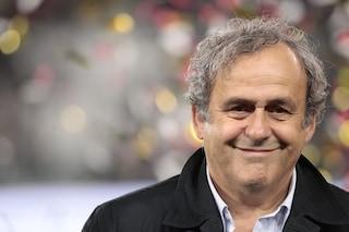 """Michel Platini boccia il Var: """"Così non va, è una ca... pazzesca"""""""
