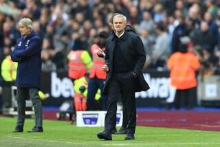 Premier, José Mourinho vince all'esordio con il Tottenham sul campo del West Ham