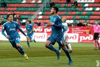 Youth League, Lokomotiv Mosca-Juventus 0-1: decide un gol di Petrelli