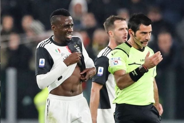 Juve, infortunio Matuidi: frattura alla cartilagine della 10^ costola. News
