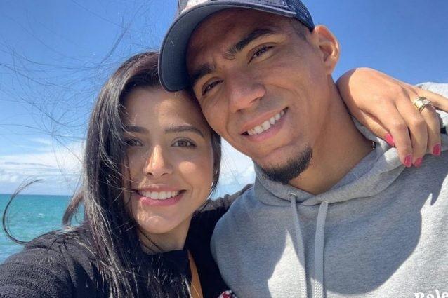 Allan e sua moglie in uno scatto di pochi giorni fa (https://www.instagram.com/p/B4C_CGAqt34/)