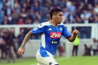 Napoli, l'elenco dei convocati per la partita con il Genoa
