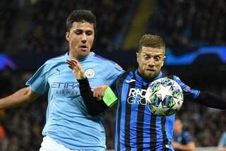 Atalanta-Manchester City 1-1, risultato finale