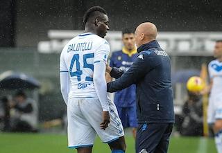 """Brescia, Cellino difende Balotelli: """"Ha perso il sorriso dopo Verona"""""""