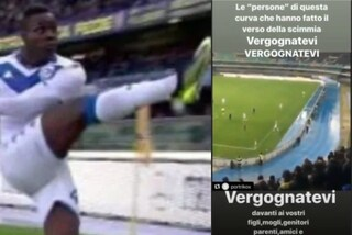 L'omertà del Verona sui cori razzisti dei suoi tifosi contro Balotelli è vergognosa