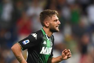 Sassuolo-Bologna 3-1, risultato finale