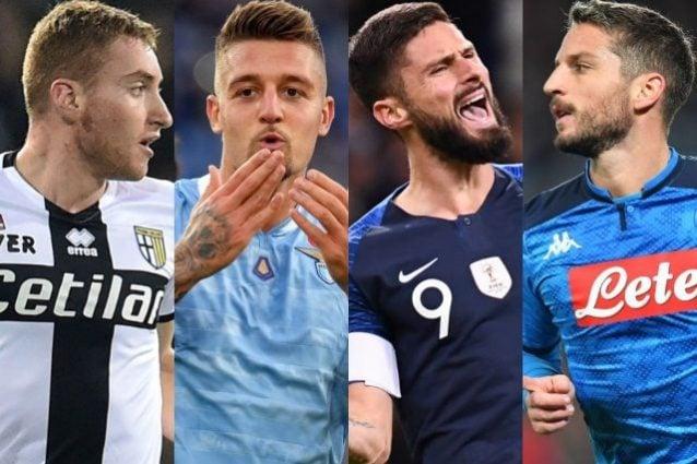 Inter Ultimissime Notizie Di Calciomercato I Colpi Per Gennaio E Giugno