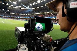 Champions in tv: su quali canali vedere le partite di oggi 5 e mercoledì 6 novembre