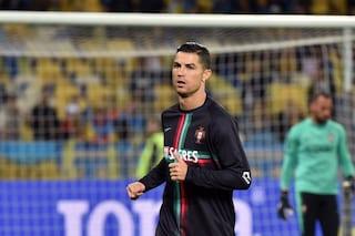 Cristiano Ronaldo si è allenato, sta bene e giocherà con il Portogallo