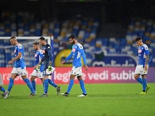 Napoli: così non vai in Champions, al massimo arrivi settimo. Tutti i numeri della crisi