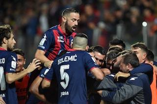 Serie B, Crotone si rialza e sfida il Benevento: il 3-1 all'Ascoli vale il secondo posto