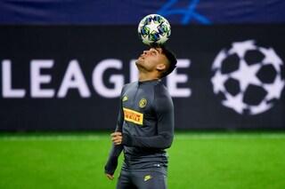 Champions, la partita trasmessa oggi in chiaro su Canale 5 è Borussia Dortmund-Inter