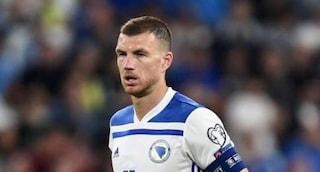 Euro 2020, il sorteggio dei playoff: la Bosnia sfiderà l'Irlanda del Nord