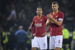 """Dzeko è pronto a prendersi la Roma sulle spalle: """"Sono maturo per fare il capitano"""""""
