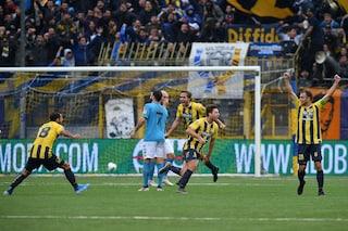 Serie B, la Juve Stabia ferma il Benevento. Cade in casa il Perugia: 0-2 col Cittadella