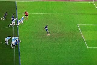 Gol annullato a Lapadula contro la Lazio, il Lecce non fa ricorso