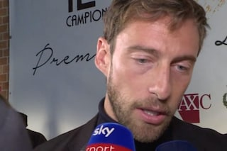 """Claudio Marchisio racconta la rapina: """"Per fortuna i bambini non erano in casa"""""""