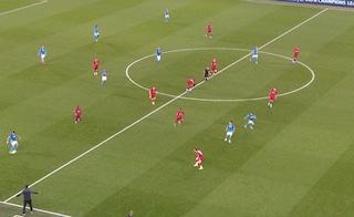 Moviola Liverpool-Napoli, perché il gol di Dries Mertens è regolare