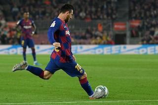 Messi, 50° gol su punizione: ha più reti da fermo dei club dei top 5 tornei d'Europa
