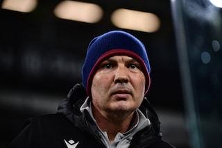 Sinisa Mihajlovic ha diretto l'allenamento del Bologna
