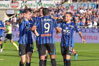 Serie A, l'Atalanta fa segnare più attaccanti di tutti. Il Verona solo 1 ma è a 15 punti
