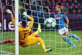 Champions, il Napoli si qualifica agli ottavi se: combinazioni e risultati